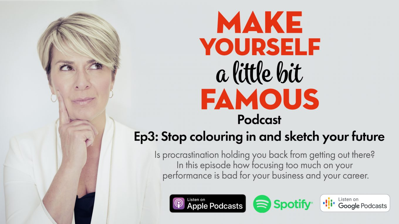 Make Yourself a Little Bit Famous Podcast